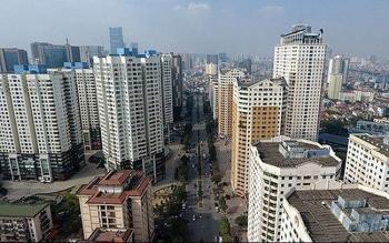 Thị trường chung cư có nhiều biến động giá cả