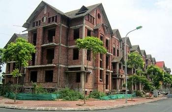 Cảnh báo tồn kho bất động sản tăng quá nhanh