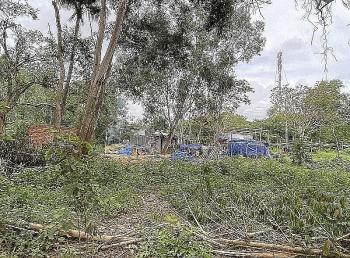 Sở Xây dựng Kiên Giang: Kiến nghị xử lý công trình không phép tại dự án Đảo Quý Thế Giới
