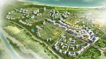 Bình Định: Xây dựng Khu đô thị du lịch Nhơn Hội