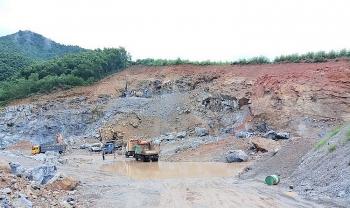 Thừa Thiên - Huế: Đấu giá 18 vị trí được quy hoạch thăm dò, khai thác khoáng sản