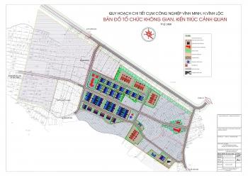 Thanh Hóa: Chuyển mục đích sử dụng đất lúa để thực hiện dự án Cụm công nghiệp Vĩnh Minh