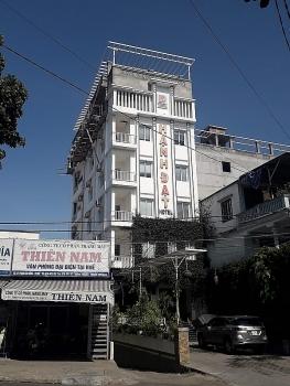 Thừa Thiên – Huế: Bất chấp xử phạt, công trình không phép vẫn ngang nhiên xây dựng