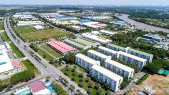 Khu Nam Sài Gòn trở thành điểm Bất động sản sáng giá
