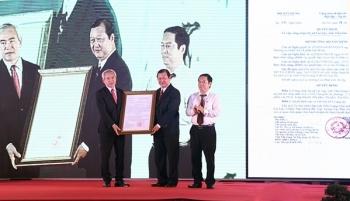 Thị xã Cai Lậy đón nhận quyết định công nhận đô thị loại III