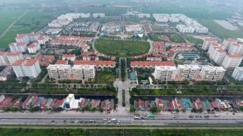 Trong cơn bão Covid-19: Điểm sáng của thị trường nhà ở Hà Nội nằm ở ngoại thành